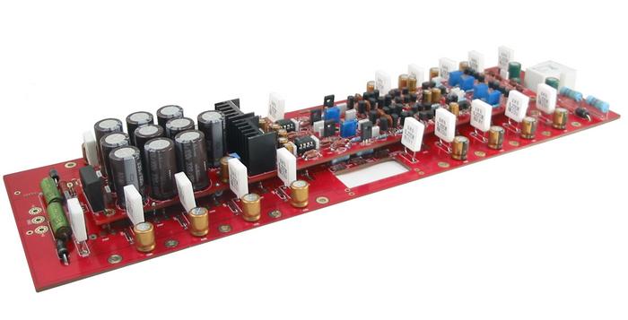 lite丽特m12全平衡纯后级功放板空板/成品板功放套件
